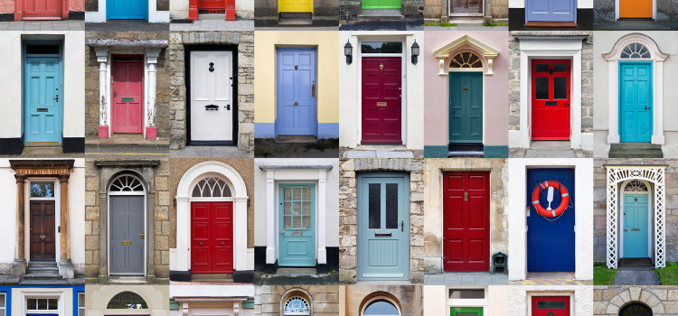 Painting Your Front Door.